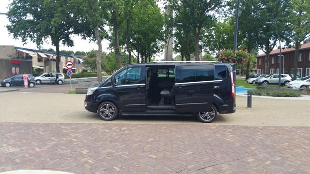 Taxibus Schiphol reserveren